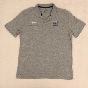 Nike Horned Frogs Men's Polo